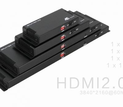 HDMI2.0分配器0