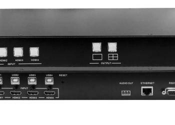 HDMI 四画面KVM控制器
